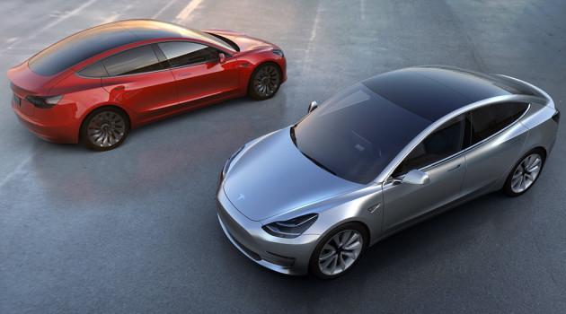 Elon Musk Unveils $35,000 Tesla Model 3