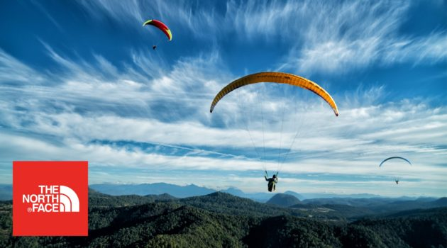 Paragliding Off Mexico's Highest Peak With Less Than A Year Of Experience