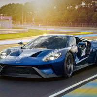 2017 Ford GT Can Be Ordered With Optional Carbon Fiber Wheels