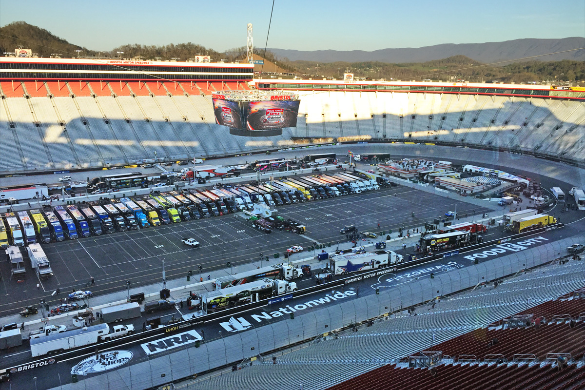 Bristol motor speedway physical address for Lodging near bristol motor speedway