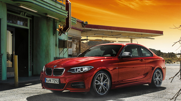 BMW 2 Series Gets More Powerful Engines For 2017