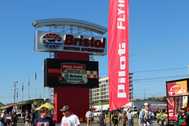 How Bristol Motor Speedway Will Become A College Football