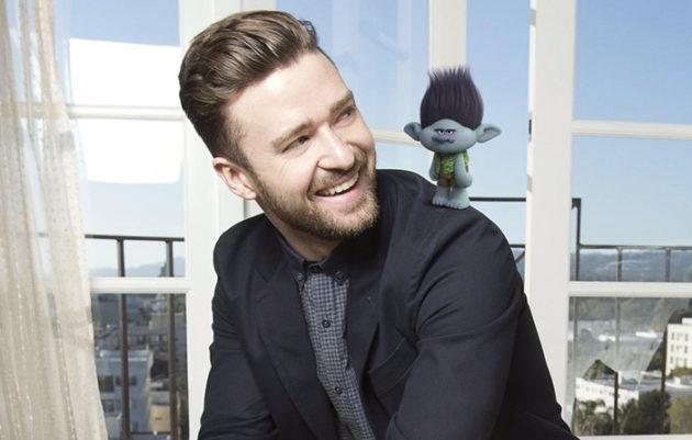 Justin Timberlake - Trolls
