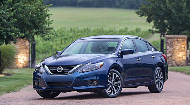 Review: 2016 Nissan Altima SR