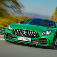 The Track-Focused Mercedes-AMG GT R Is An Absolute Beast