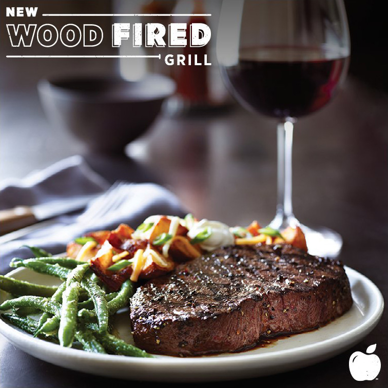 Applebee's Hand Cut USDA Choice Top Sirloin Steak