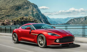 Aston Martin Vanquish Zagato Confirmed For Limited Production