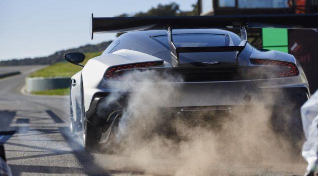 Sponsored: Castrol EDGE Clone Rival Video Features Aston Martin Vulcan