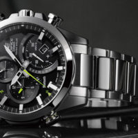 The Casio Edifice EQB-500 Is One Of The Best Looking Smartwatch On The Market