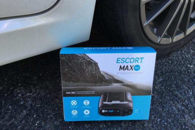 Escort Max 360 - Box