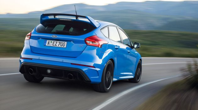 Rumor: Ford Readying Hotter Focus RS500