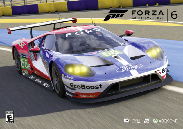 Forza Motorsport 6 - Ford GT Le Mans Race Car