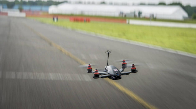 Nissan Built A GT-R Drone That Does 0 to 60 In 1.3 Seconds