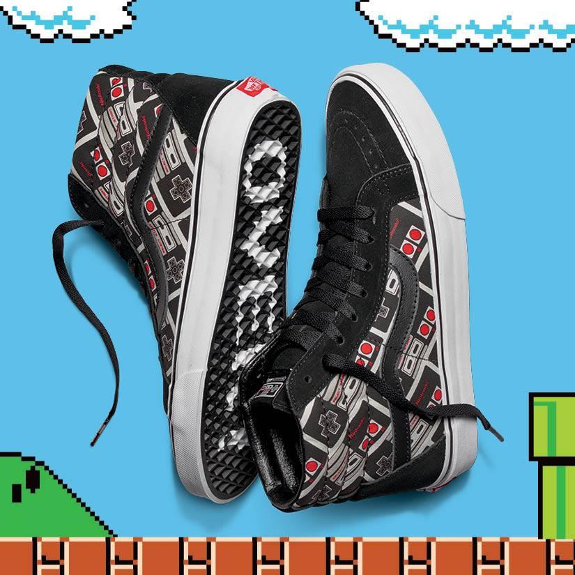 Vans Nintendo Collection