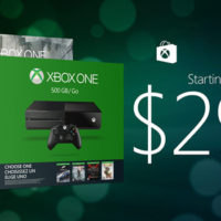 Xbox One Price Officially Dropped To $299