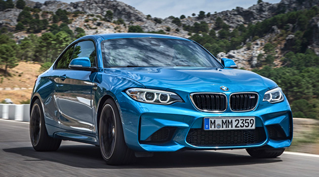 BMW M2 CSL Rumored To Be Lighter, Faster, And More Exclusive