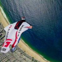 Watch As Wingsuit Pilot Jamie Flynn Soars Past Christ The Redeemer Statue