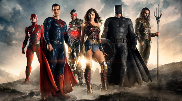 The Justice League Trailer Just Dropped At Comic-Con, And It Looks Sweet!