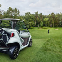 This Is What Happens When Mercedes-Benz Designs A Golf Cart