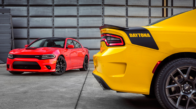 Dodge Brings Back The Challenger T/A and Charger Daytona