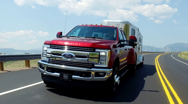 First Drive: 2017 Ford F-Series Super Duty