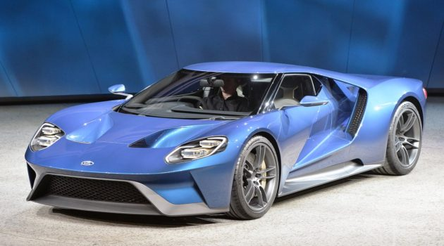 Missed Out On A New Ford GT? Here's Your Second Chance!
