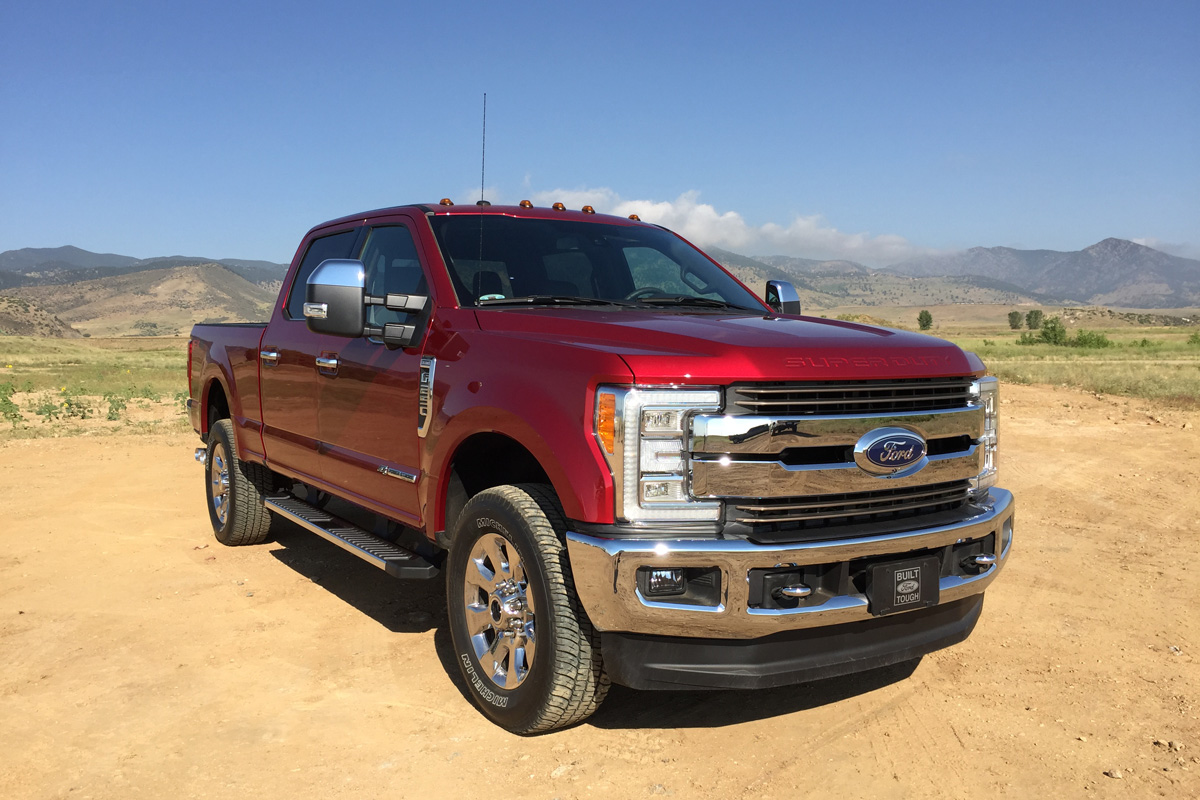 Unique First Drive 2017 Ford FSeries Super Duty  Guys Gab