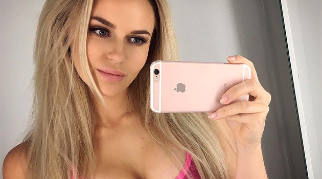 Guys Gab Hottie Of The Week – Anna Nystrom