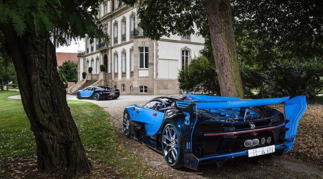 This Saudi Prince Just Bought Two Of The Rarest Bugattis On The Planet
