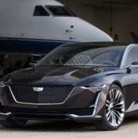 The Cadillac Escala Concept Is Downright Sinister Looking
