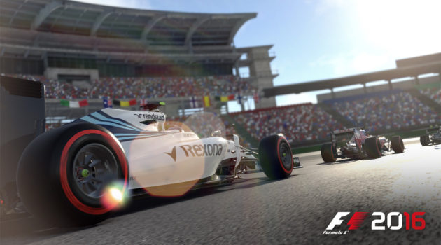 Check Out The Launch Trailer for F1 2016