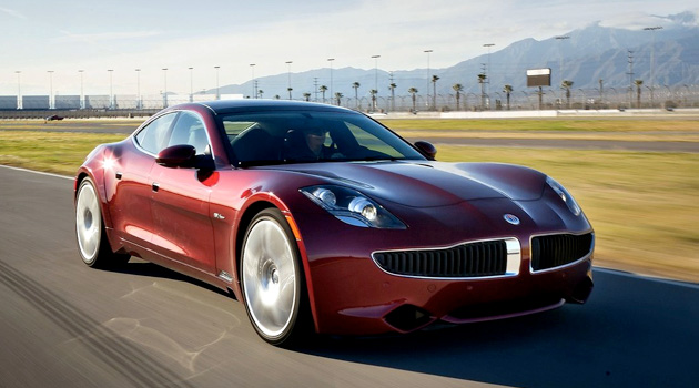 The Fisker Karma Is Back.. Introducing The Karma Revero