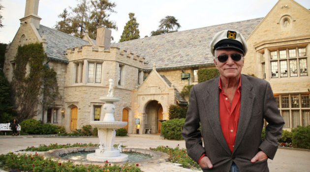 The Playboy Mansion Deal Fell Through And Is Back Up For Sale!