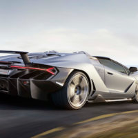 Lamborghini Centenario Roadster Makes It's Debut At Pebble Beach
