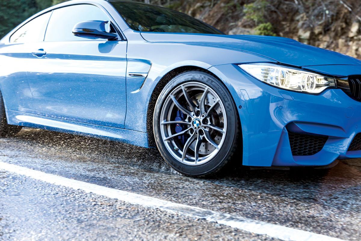Michelin Pilot Sport A/S 3+ Tires