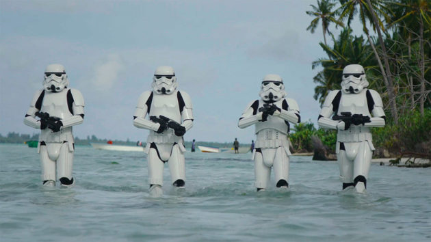 Rogue One trailer gets the Beastie Boys treatment