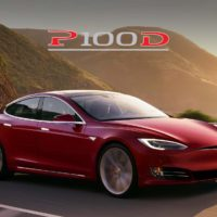 The Tesla Model S P100D Rockets From 0-60 In 2.5 Seconds In Ludicrous Mode!
