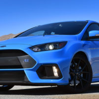 We Spent A Day At The Track With The 2016 Ford Focus RS