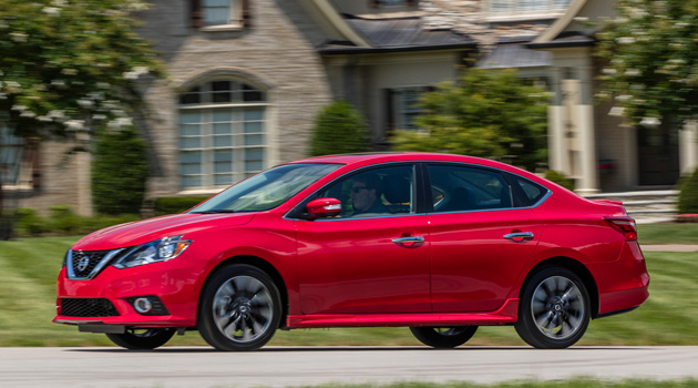 2017 Nissan Sentra SR Turbo Debuts At Miami Auto Show