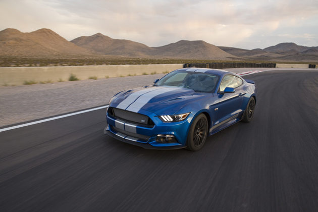 2017 Shelby GTE