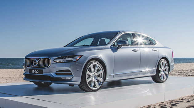 First Drive: 2017 Volvo S90