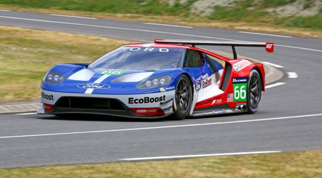 Ford's Surprising Le Mans Victory To Be Featured On '60 Minutes Sports'
