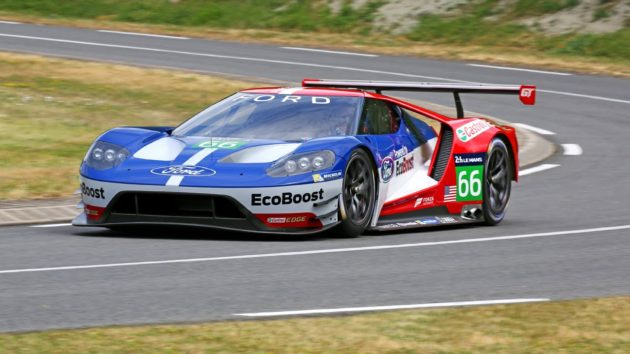 Ford GT at the 2016 Le Mans