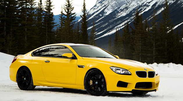 Pennzoil Takes A BMW M6 On An Icy Joyride Through The Canadian Tundra