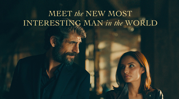 dos equis has revealed the new most interesting man in the world