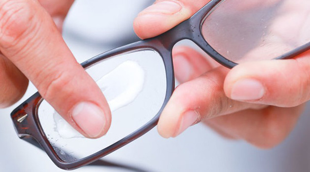 How To Remove Scratches From Your Glasses