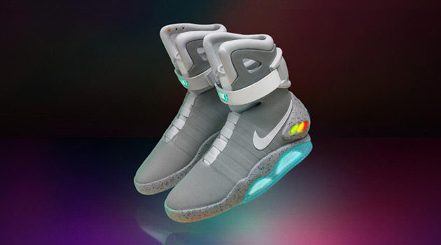 If you were a child of the 80's who dreamed about getting a pair of self-lacing  Nike Mags after seeing Marty McFly rock them in Back To The Future II, ...