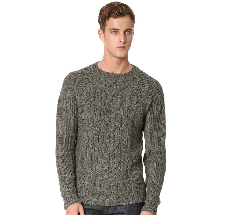 Donegal Alex Mill sweater