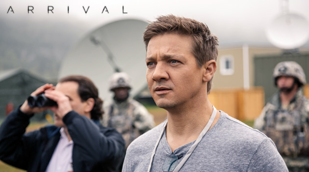 Who Else Is Excited For The 'Arrival'?