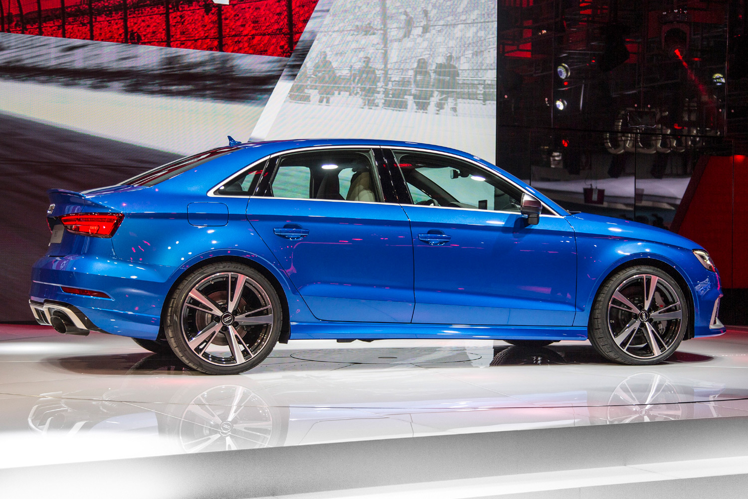 is the fire breathing 400hp audi rs3 sedan coming to the us. Black Bedroom Furniture Sets. Home Design Ideas